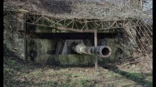 BUNKER under the road, Bunker 2&3 Donaukraftwerk-Verteidigungslinie Teil 5 (LOST PLACE)