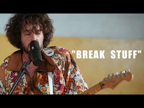 Break Stuff  / Limp Bizkit Cover / Caleb Hawley (LIVE) / ABANDONED GYM SESSIONS!