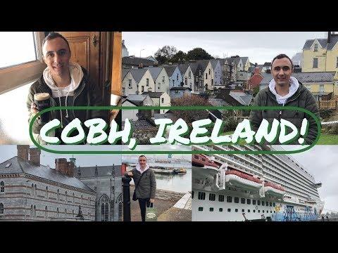 Cobh City Tour l Cruise Vlog 2018 l Ep. 36