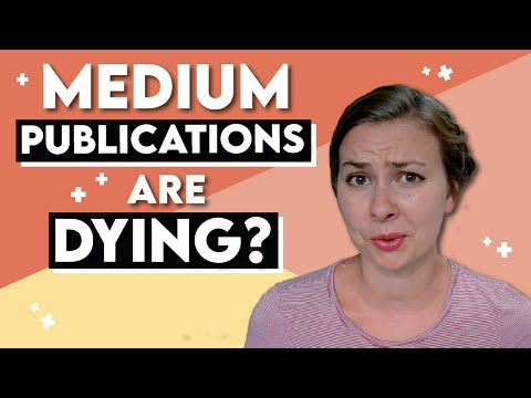 Medium Publications Are Dying?