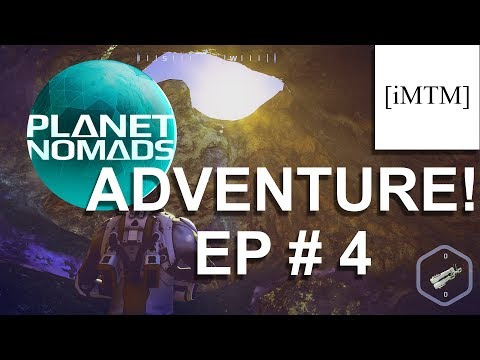 HAULIN' MINERALS - Let's Play Planet Nomads #4 (Playthrough/Gameplay)