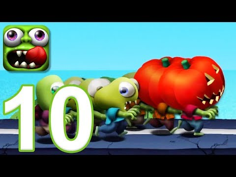 Zombie Tsunami - Gameplay Walkthrough Part 10 (iOS, Android)