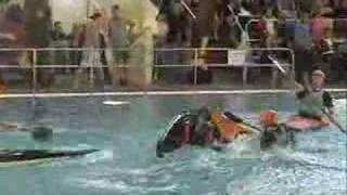 NZ Canoe Polo Charge-Starts
