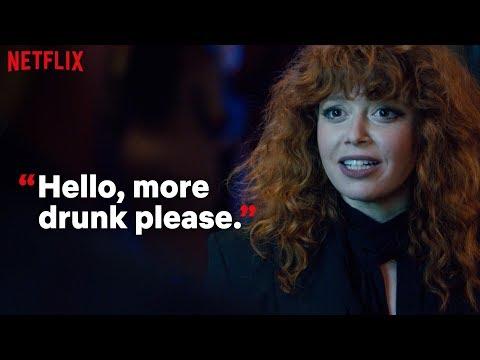 Russian Doll | Best Lines | Netflix