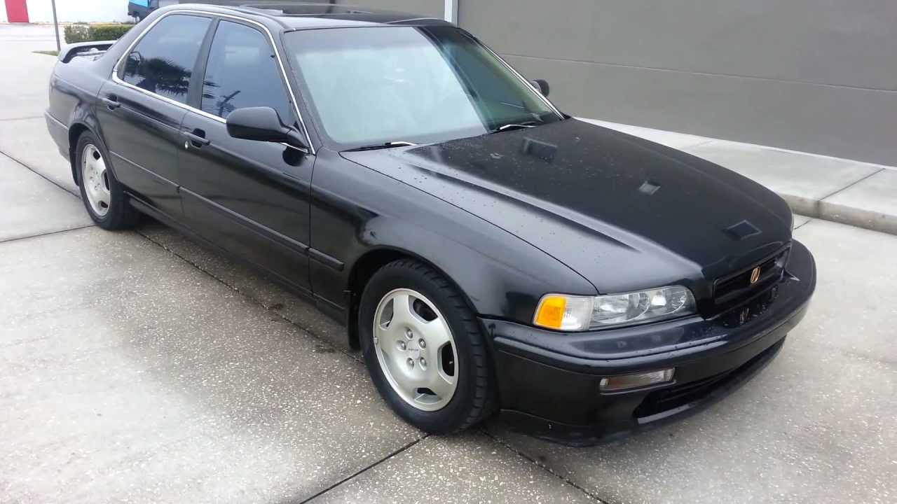 Acura Legend FOR SALE Orlando YouTube - 1994 acura legend for sale