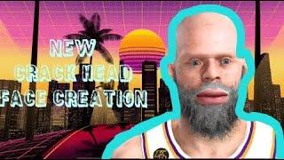 NBA 2k20 Crack Head Face Creation (NEW)
