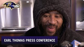 Earl Thomas on Potential for Ravens-49ers Super Bowl | Baltimore Ravens