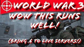 World War 3 Bring 6 Update To Live Servers