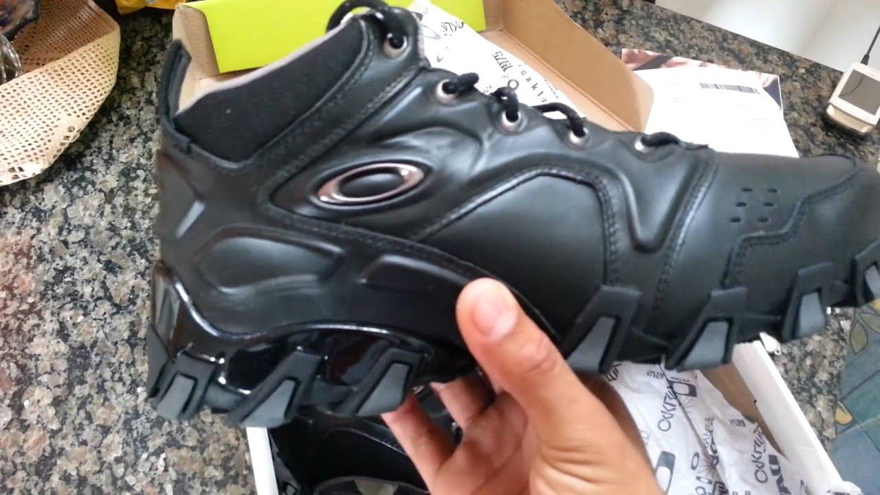 Unboxing Tênis Oakley Anchor (Net Shoes) - YouTube