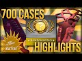 CS:GO 2 KNIVES IN 1 OPENING (700 CASES HIGHLIGHTS)