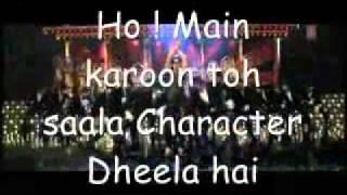 character dheela hai ready movie song with lyrics