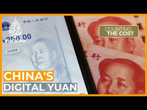Why China's Plan For The World's First Digital Currency Matters   Counting The Cost