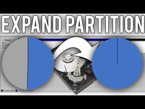 How To Expand A Hard Drive Partition After Cloning (Windows Tutorial)