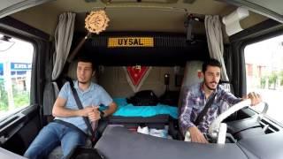 İlk Kez Dorseli Tır Sürmek ! / Ali G