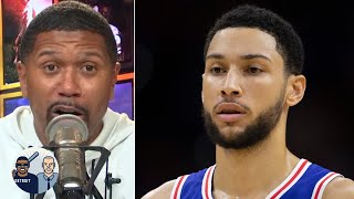 Jalen Rose reacts to Ben Simmons calling the 76ers 'soft' after loss vs. the Heat | Jalen u0026 Jacoby