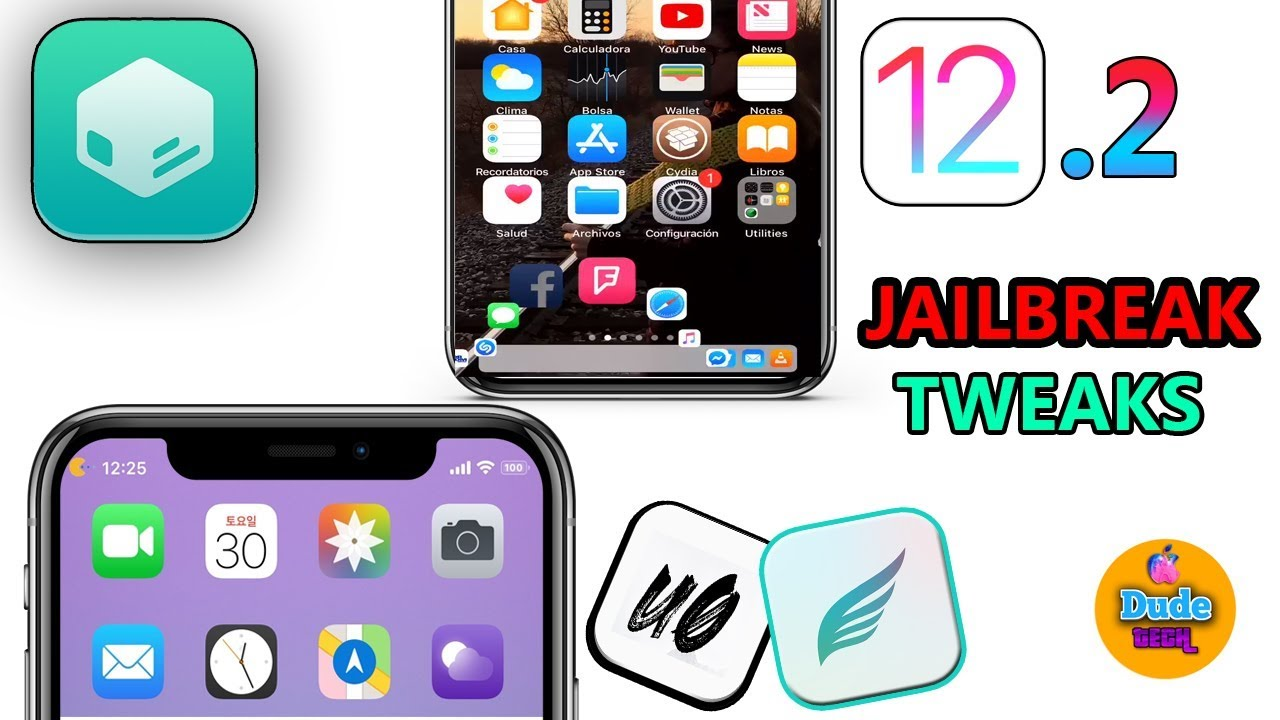 iOS 12 2 Jailbreak Tweaks ! Top iOS 12 1 4 & iOS 12 1 3 Jailbreak Tweaks!