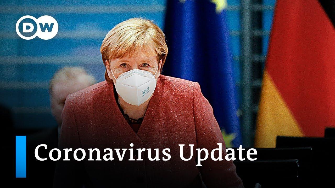 Coronavirus Update Germany to announce tighter coronavirus restrictions    DW News