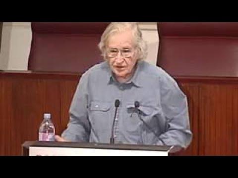 Noam Chomsky, American Imperialism