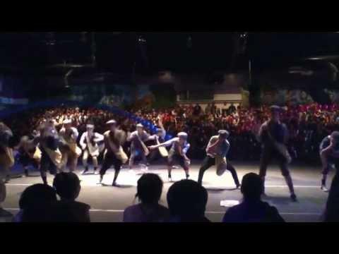DBHS ALL MALE DANCE CREW 3/20 Rally Performance Amazing!!