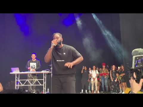 DJ Bee - Live At The BBQ 2019 with some dope MCs/Legends #dablock #theBeeShow