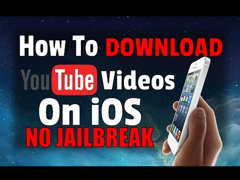 How to Download YouTube videos on ANY iPhone (2017 - No Jailbreak)