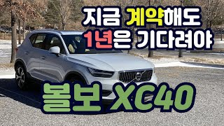 [차통]안전에 친환경까지 겸비, 볼보 'XC40'