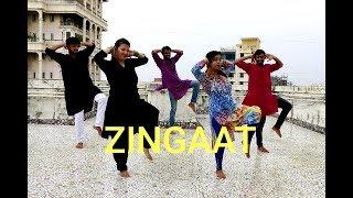 ZINGAAT - SAIRAT | PASSION STRUCKK | AJAY ATUL | MARATHI | FUSION