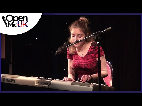 SIA - CHANDALIER performed by EM LAWRENCE at Camden Open Mic UK Music Competition