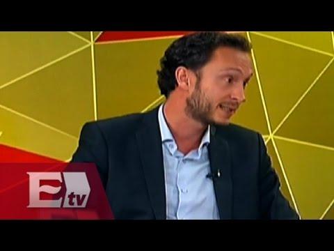 Entrevista a Jean-Urbain Hubau, director general de Edenred/ Hacker