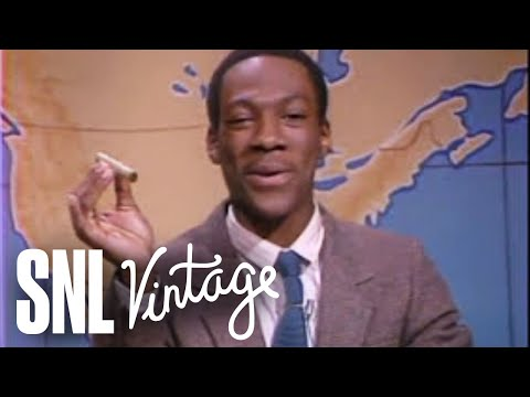 Weekend Update: Eddie Murphy on the Draft  SNL