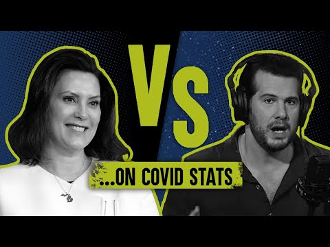 Steven Crowder is EXPOSING questionable nursing home, COVID-19 statistics from Governor Whitmer