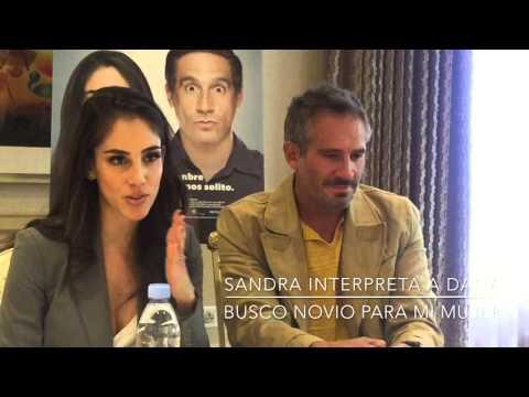 #BuscoNovio Entrevista con Arath de la Torre  & Sandra Echeverria