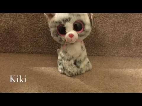 9f827a1bed7 The Twins do BEANIE BOO drawings - Georgia and Kiki - YouTube