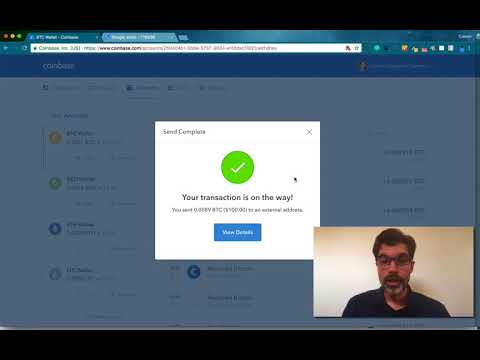 How To Send Bitcoin Wallet To Wallet Transfer