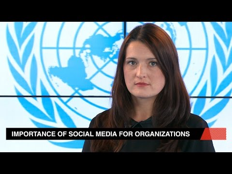 Social Media for the United Nations