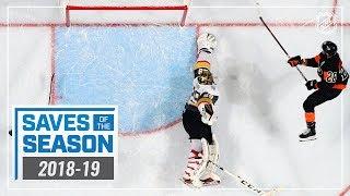 Best Saves of the 2018-19 NHL Season
