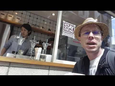 Coffee Geek TV Episode #10 About Life Coffee Brewers Tokyo Japan