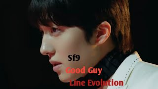 Sf9 Good Guy Line Distribution