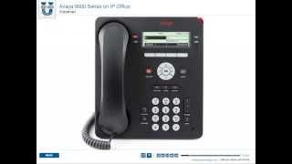 Avaya 9500 Series on IP Office - Voicemail
