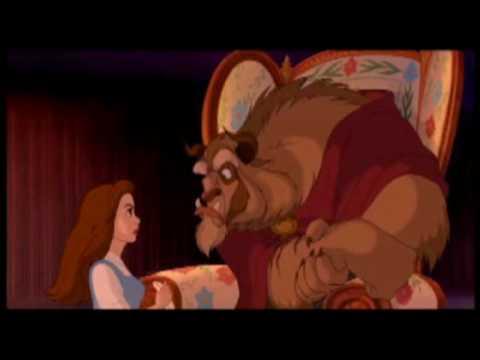 La Bella y la Bestia - Curando a Bestia - YouTube