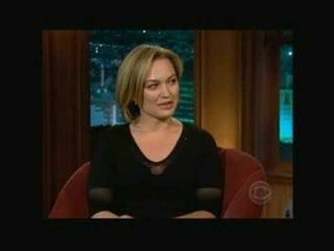 Sophia Myles  Moonlight on The Late Late   4302008