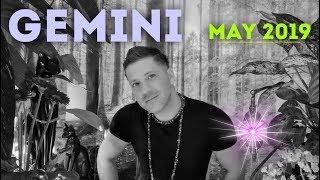 GEMINI May 2019   HUGE VICTORY!!   SUCCESS   Angels   Omen & LOVE - Gemini Horoscope Tarot