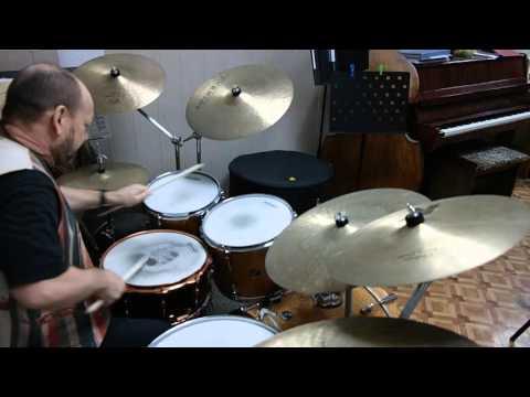 соло на барабанах solo on drums 2 51   МУЗЫКА НЕПРОСТАЯ, ЗАМОРСКАЯ