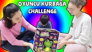 Eğlenceli Oyun Oynadık!! Oyuncu Kurbağa Oyunu, Dikkatli Olan Kazansın! Bidünya Oyuncak