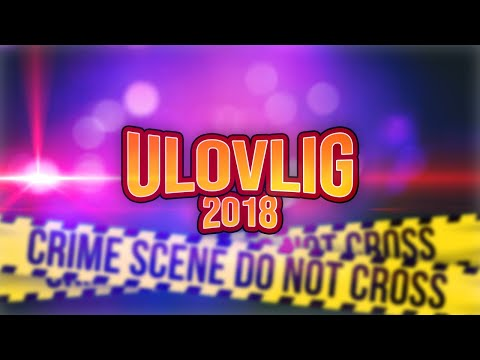 Ulovlig 2018 - TIX, Moberg [Unofficial Lyric Video]