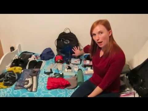 RTW Women's Packing List