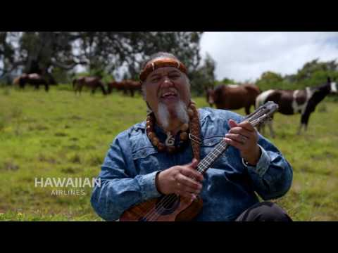 Willie K at Pi'iholo Ranch