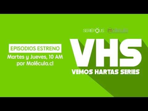 #VHSenMolecula - 14 de Junio: 11.22.63 / Doctor Foster / Noticias Seriepolis.cl