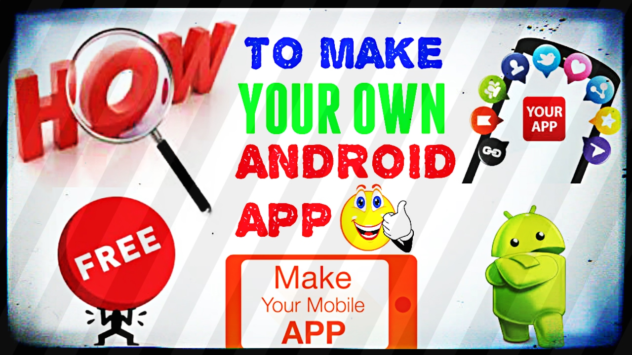 How To Make Android App From A Website Free Android App Kaise Banaye Youtube