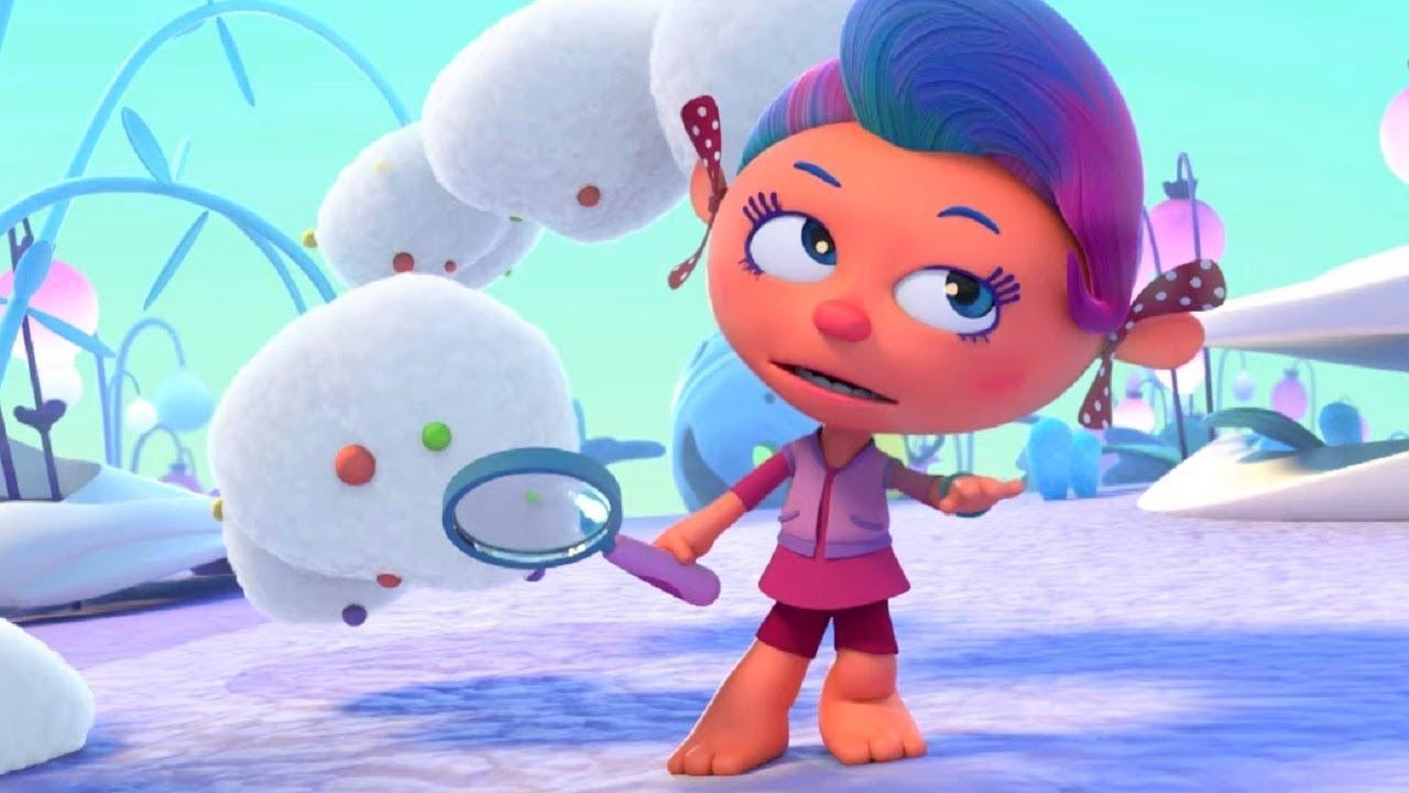 Облака счастья – Монсики – мультфильм для детей – Чувства и эмоции